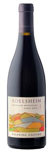 Adelsheim Pinot Noir Breaking Ground 2014...